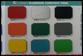alu alcorest 290x198 - Bảng mã màu Alu Alcorest ngoài trời