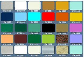 bang mau alcorest trong nha 280x196 - Bảng mã màu Alu Alcorest trong nhà