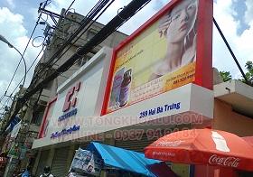 tam nhom alu lam bang hieu - Làm bảng hiệu biển hiệu bằng tấm nhôm aluminium