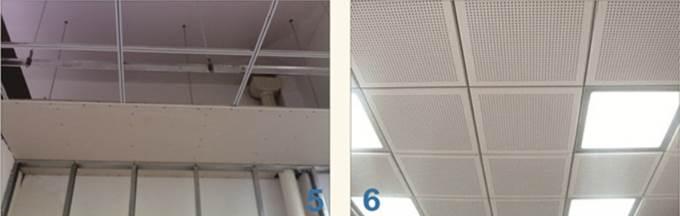 tran nhom tieu am7 - Trần nhôm Alcorest - Giải pháp tiêu âm, chống cháy cho các công trình