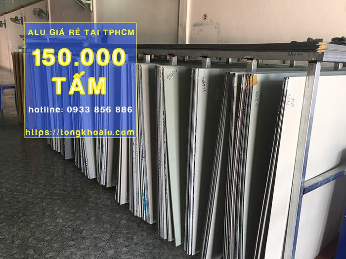 bán Alu giá rẻ tại TPHCM