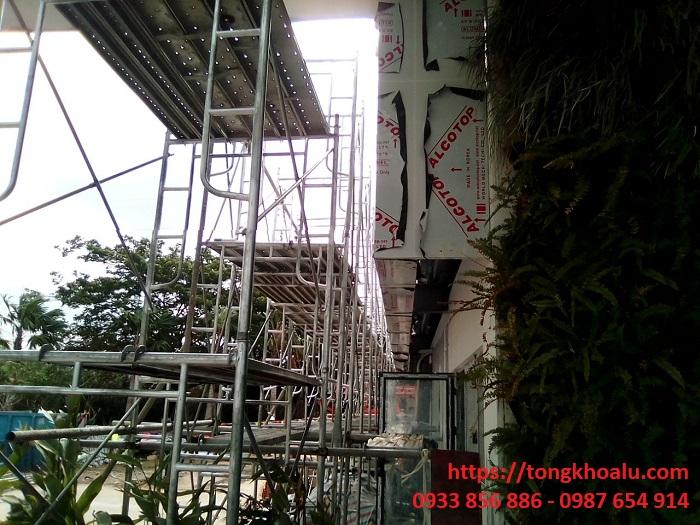 công trình chống cháy