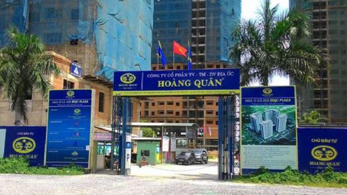 bang hieu cong ty xaydung - Vật liệu làm bảng hiệu quảng cáo phổ biến