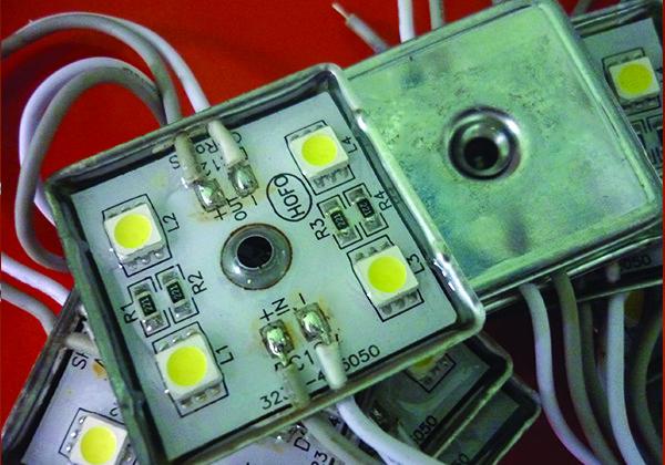 đèn led module